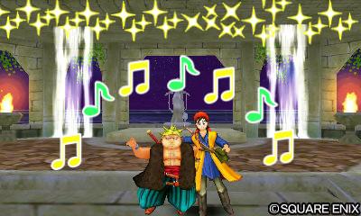 dragon quest 8 karaoke
