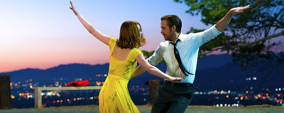 Hollywood-Musical <em>La La Land</em> ab 13.1.2017 im Kino