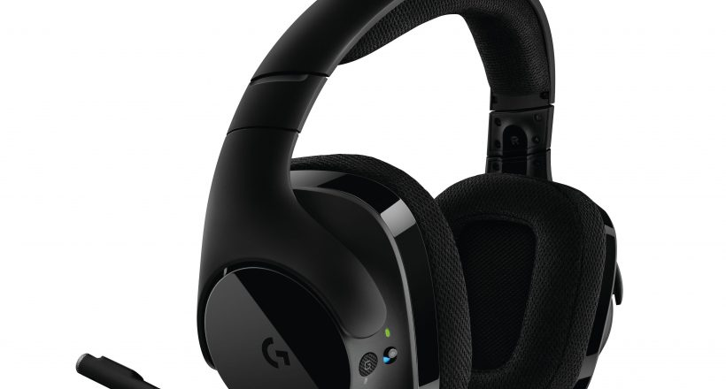<em>Logitech G533</em>-Wireless-Gaming-Headset angekündigt