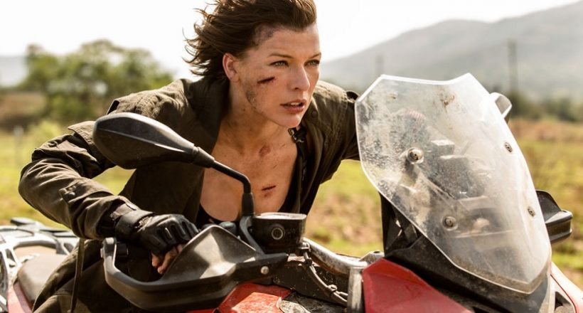 <em>Resident Evil: The Final Chapter</em>-Filmkritik: Evil comes home