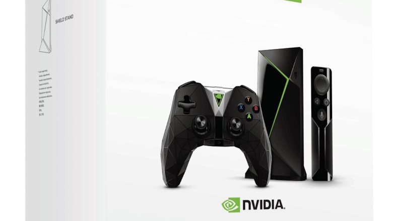 CES 2017: Neues <em>Nvidia Shield TV</em> mit 4K-HDR-Support enthüllt