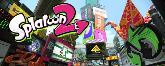 Splatoon 2 auf Nintendo Switch