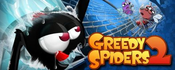 Michis App-Tipp #2: <em>Greedy Spiders 2</em>