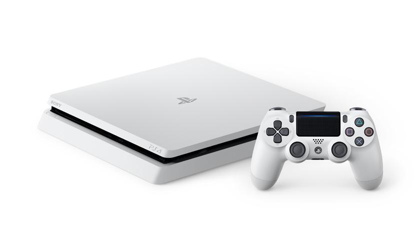 weiße PS4