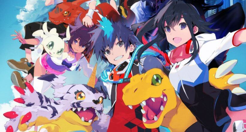 <em>Digimon World: Next Order</em> (PS4) im Test