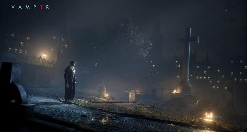 gamescom 2017: <em> Vampyr</em> Preview – Untot in London
