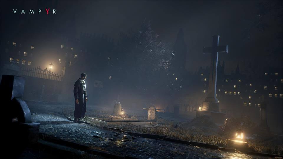 Vampyr: DontNod zeigt den E3-Trailer