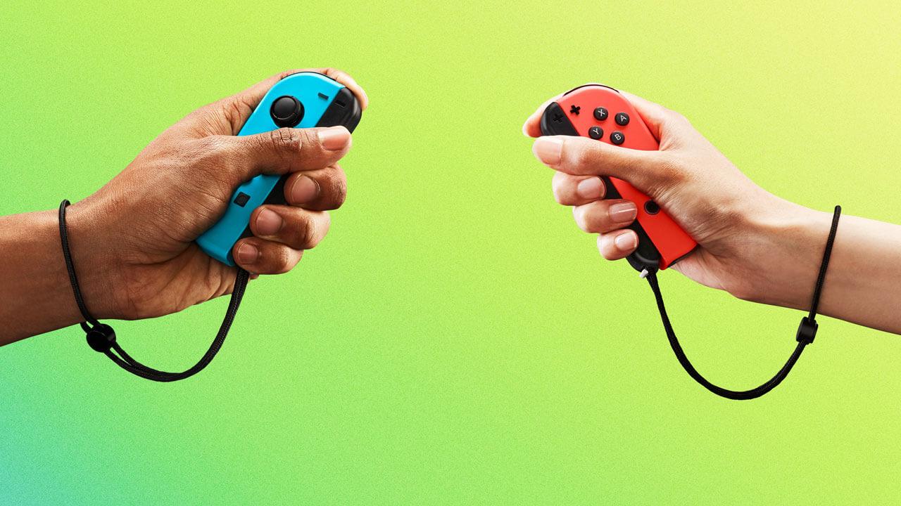 1,2 Switch JoyCon