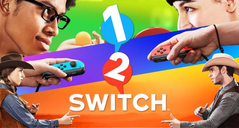1,2 Switch Cover