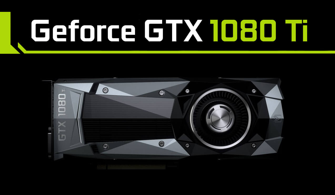 GDC San Francisco 2017: Nvidia enthüllt die Geforce GTX 1080 Ti