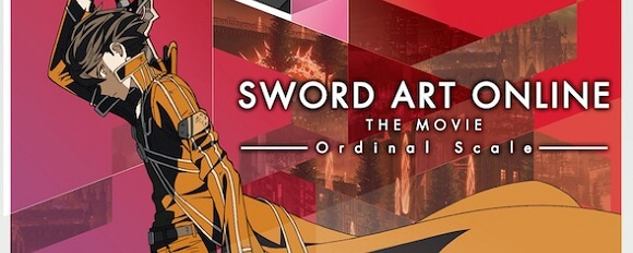 <em>Sword Art Online – Ordinal Scale</em> startet am 6.4.2017 im Kino