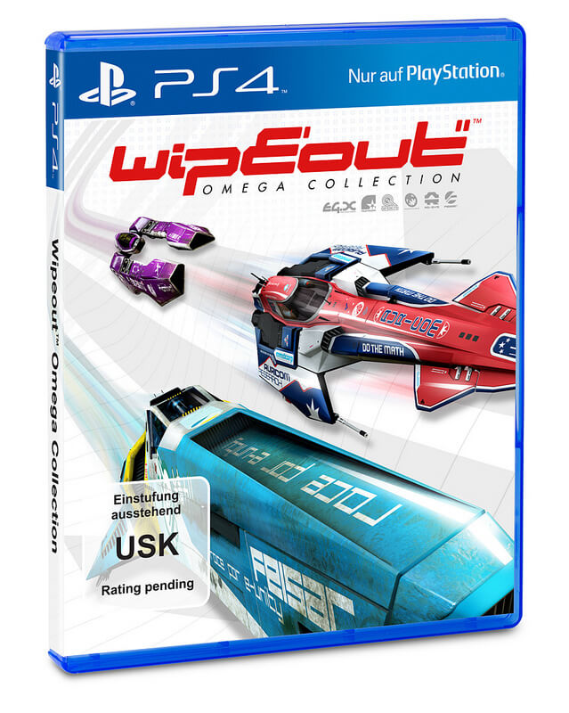 WipEout Omega Collection: Der Launch-Trailer weckt nostalgische Gefühle - 15 Minuten Gameplay