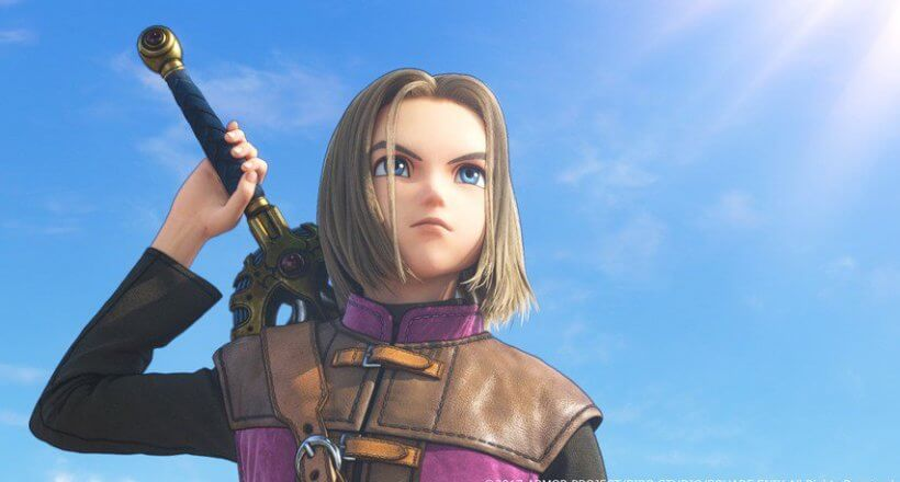 Im April verrät Square Enix mehr zu <em>Dragon Quest 11</em>