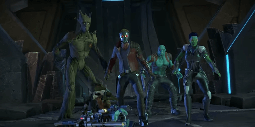 <em>Guardians of the Galaxy: The Telltale Series</em>: Launch-Trailer veröffentlicht