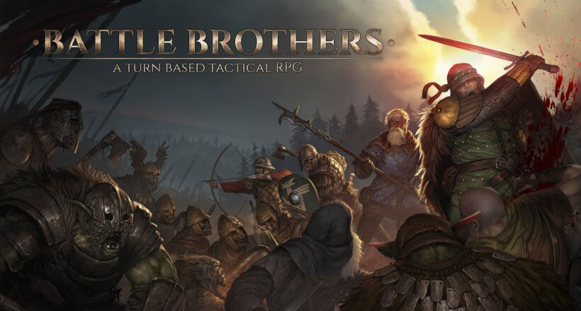 Rundenstrategie-RPG <em>Battle Brothers</em> ab 24.3.2017 auf Steam
