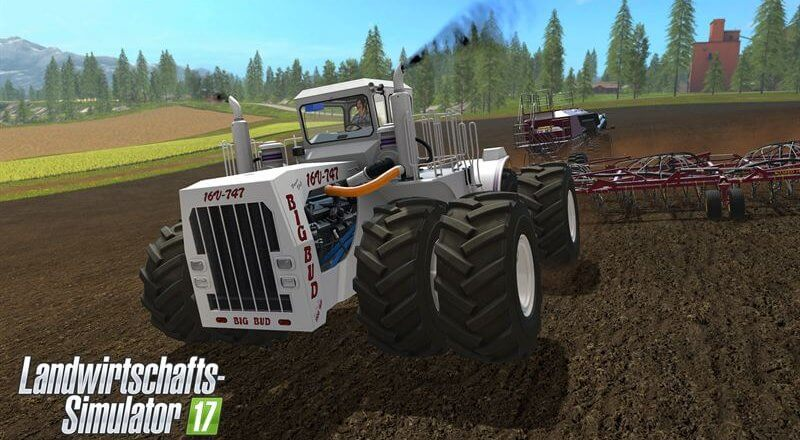 <em>Landwirtschafts-Simulator 17 Big Bud</em>-Add-on kommt am 9.5.2017