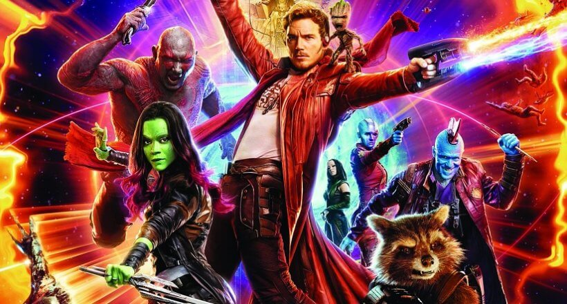 Gewinnt <em>Guardians of the Galaxy 2</em>-Tickets und -Goodies