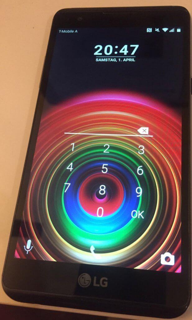 Der LG X power Test: Ein Dauerläufer - Beyond Pixels