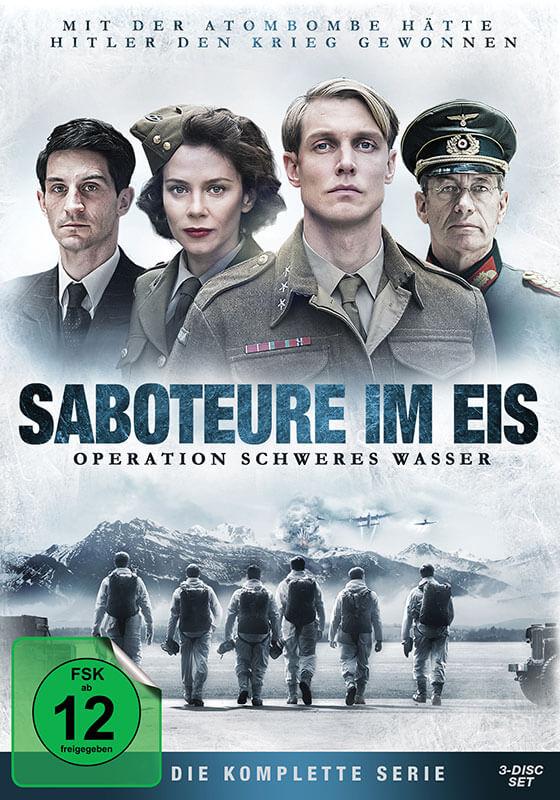 Saboteure Im Eis Mediathek