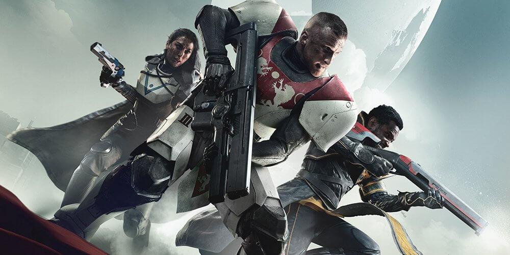 Destiny 2: Zweiter Cinematic Trailer, erstes Gameplaymaterial und weitere Trailer