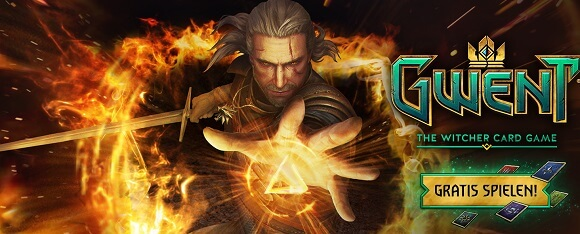 <em>Gwent Open Beta</em> gestartet (+ Cinematic Trailer)