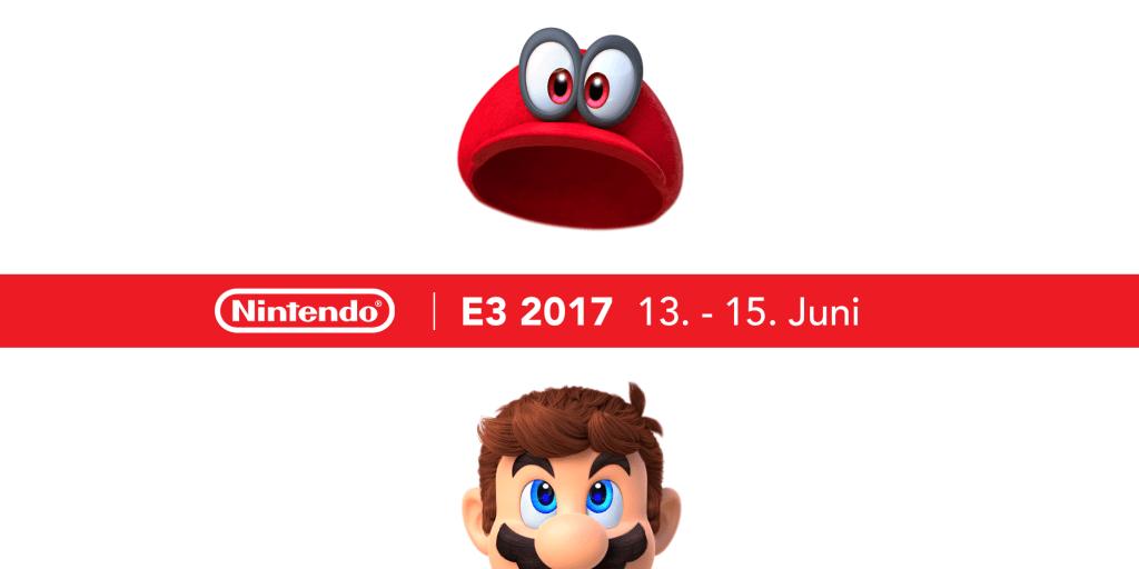 Nintendo gibt Pläne zur kommenden Spiele-Messe E3 bekannt