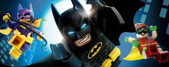 Gewinnspiel: Wir verlosen <em>The Lego Batman Movie</em> Blu-ray