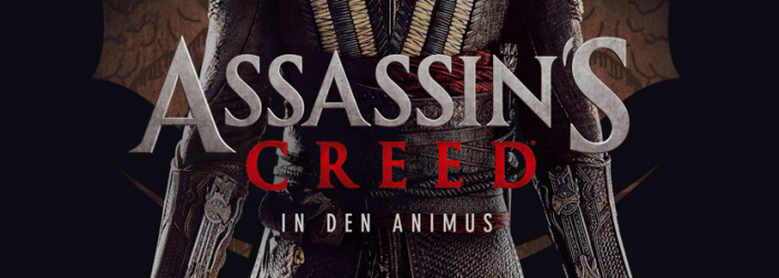 <em>Assassin's Creed</em> – in den Animus (Artbook) im Test