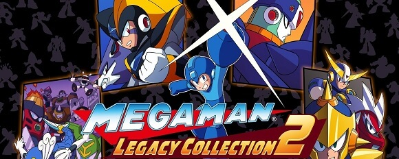 Capcom kündigt <em>Mega Man Legacy Collection 2</em> an
