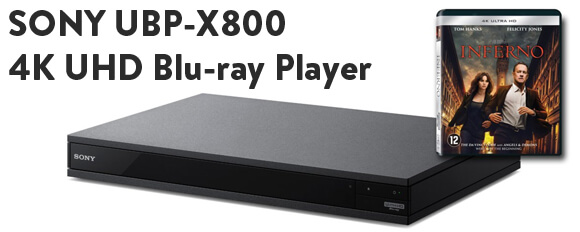 <em>Sony UBP-X800</em>: Der 4K-UHD-Blu-ray-Player im Video-Review