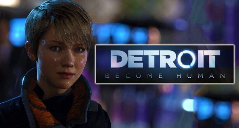 Detroit Become HumanDemo