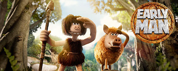 <em>Early Man</em> kommt am 15.03.2018 ins Kino