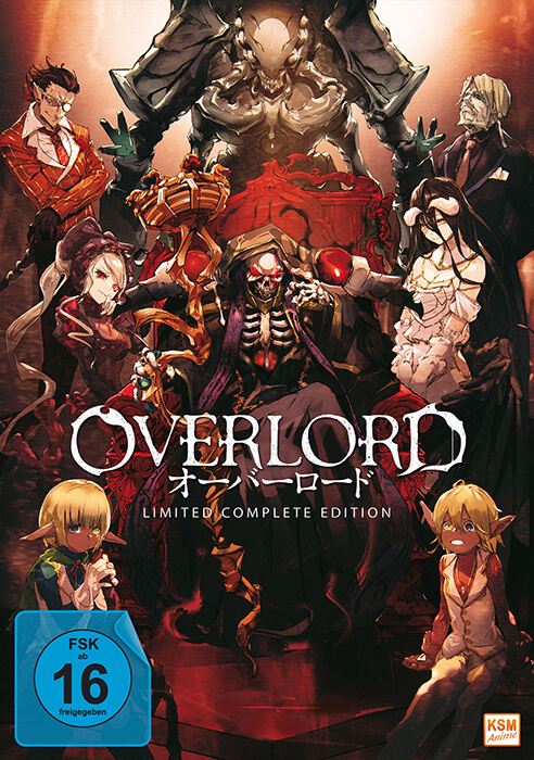 Overlord Staffel 1 Test Please Welcome Lord Momonga