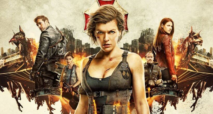 <em>Resident Evil: Final Chapter</em> Test (Blu-ray): Evil comes home