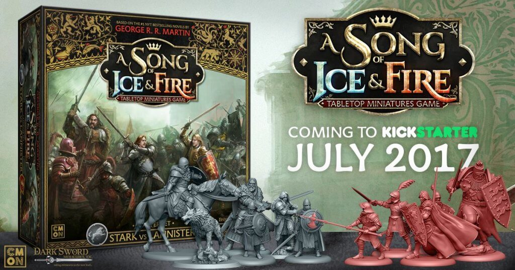 a song of ice and fire: tabletop miniatures game