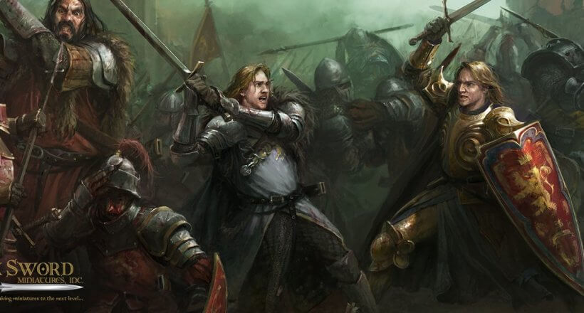 Eric Lang designt <em>A Song of Ice and Fire: Tabletop Miniatures Game</em>
