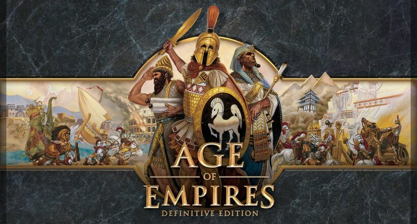 Neue Details zu <em>Age of Empires Definitive Edition</em>