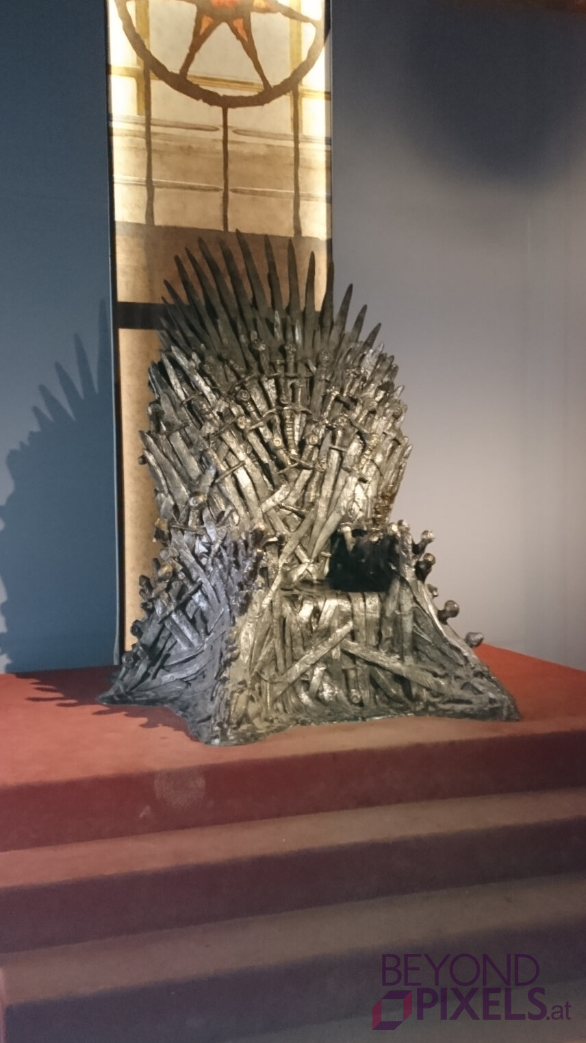 Urlaub in Dubrovnik Iron Throne