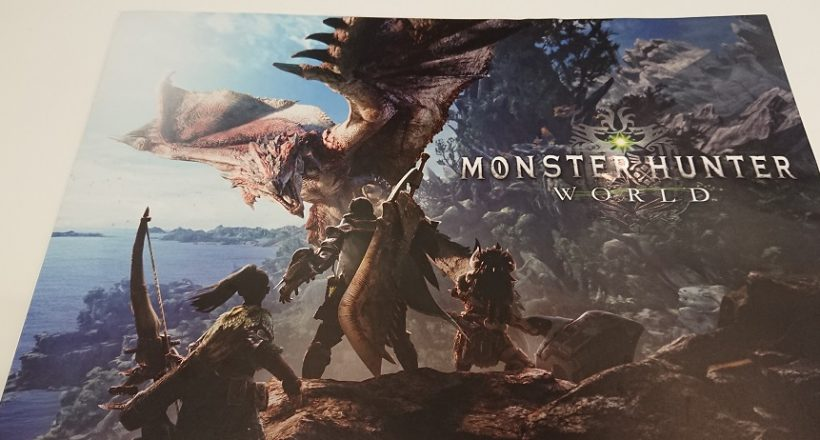 gamescom 2017: <em>Monster Hunter World</em> angespielt