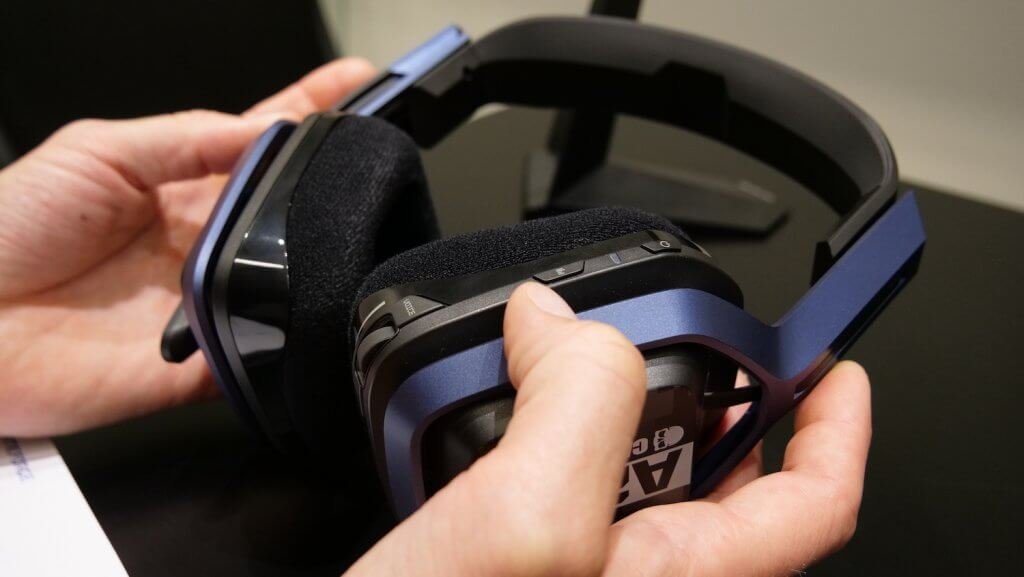brandneu das astro a20 gaming headset beyond pixels. Black Bedroom Furniture Sets. Home Design Ideas