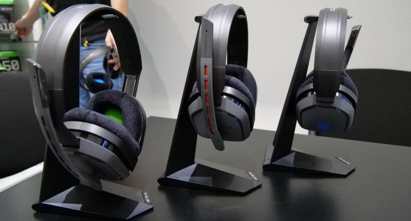 Brandneu – Das Astro A20 Gaming-Headset