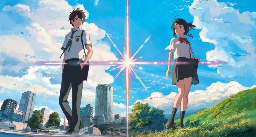 <em>Your Name</em>-Vorschau: Makoto Shinkais neues Meisterwerk