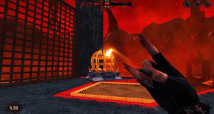 SEUM Speedrunners from Hell PS4