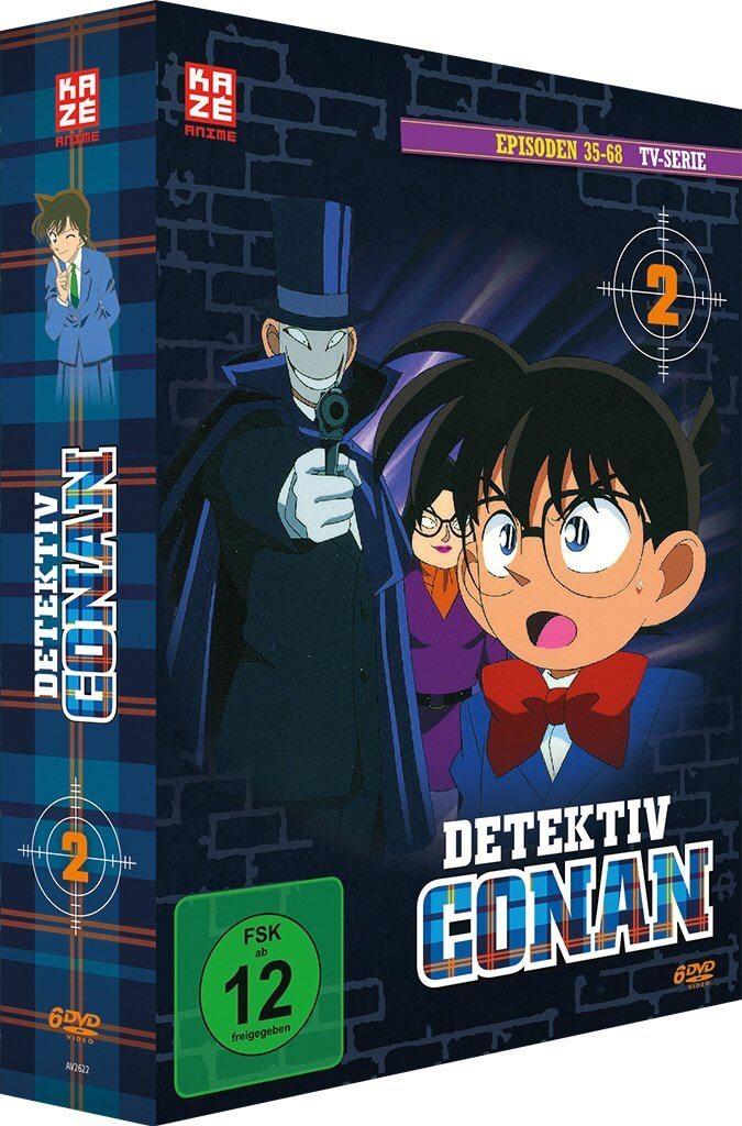 Detektiv Conan Box 2