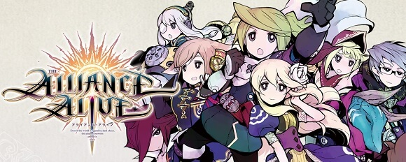 Atlus kündigt JRPG <em>The Alliance Alive</em> für den 3DS an