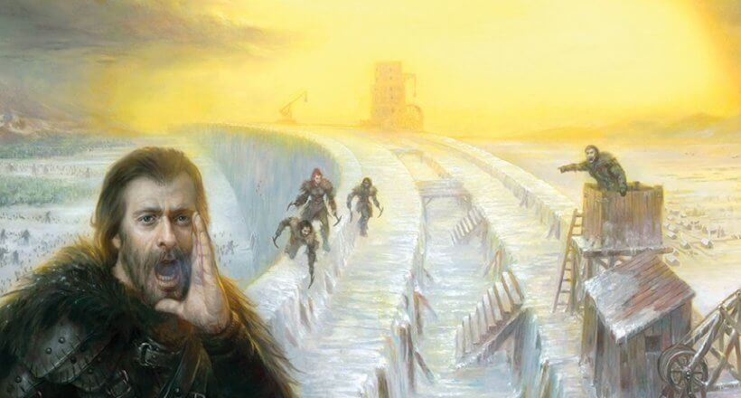 Bereitet euch vor, der Winter kommt in <em>A Game of Thrones Catan</em>