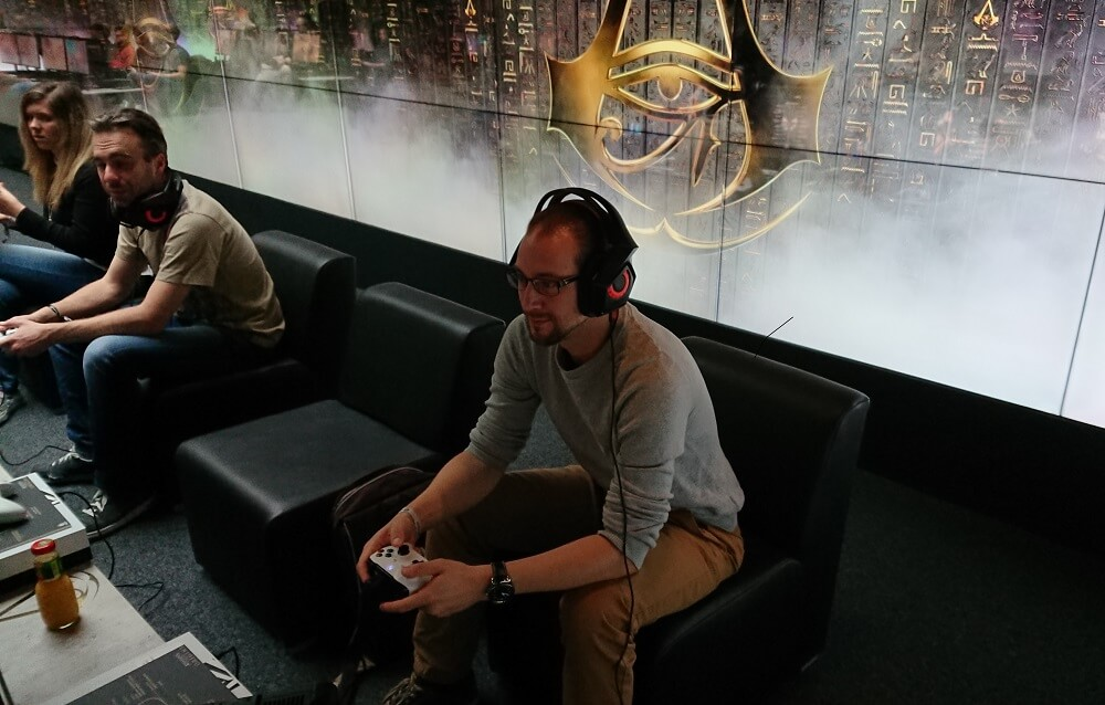 Assassin's Creed Origins Hands On Berlin 2017