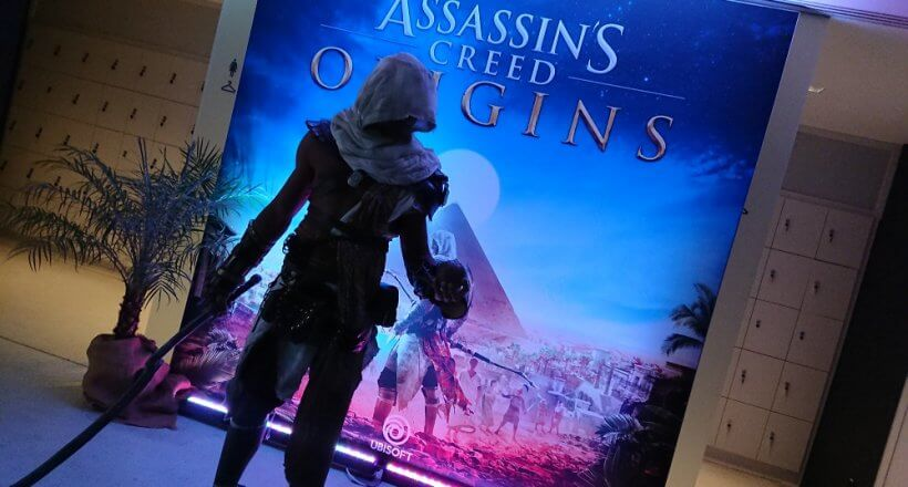 "<em>Assassin's Creed Origins</em> Hands-on: ""Die Pause tat gut"""