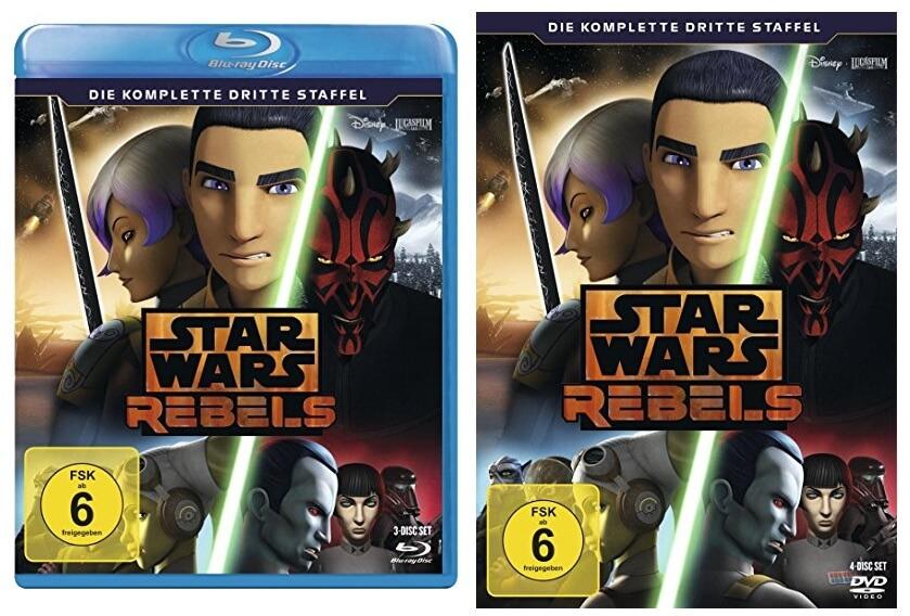 Star Wars Rebels Staffel 3 Stream