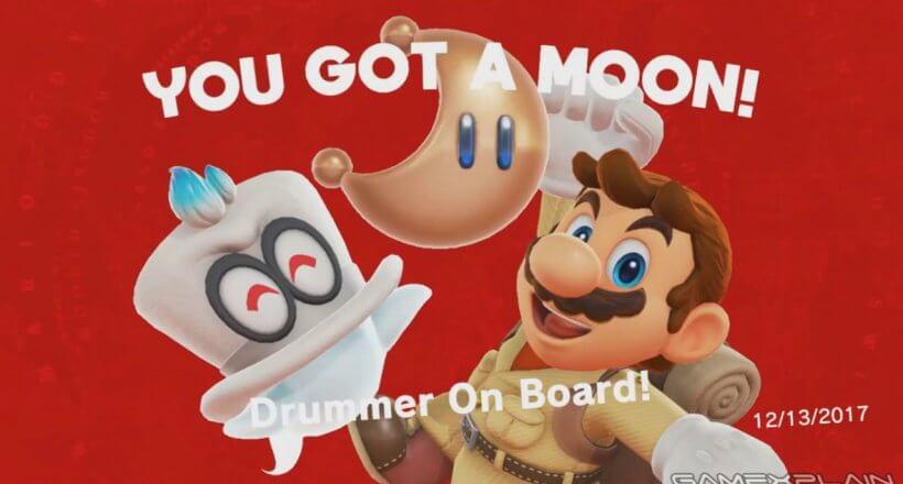 Super Mario Odyssey Power-Mond Guide